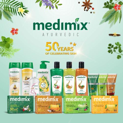 印度 Medimix 液態皂/潔顏凝露