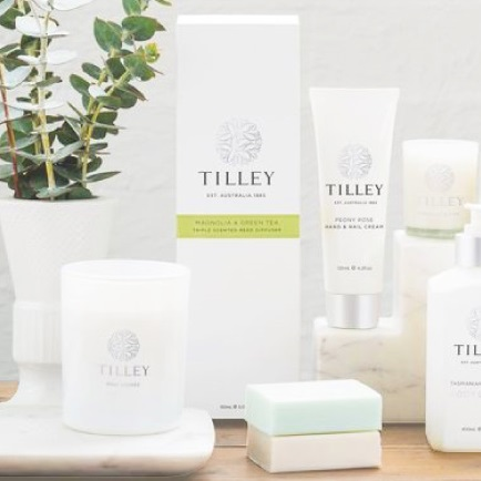 澳洲 Tilley 百年香氛